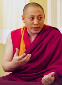 Geshe Gyaltsen Tibetzentrum Berlin